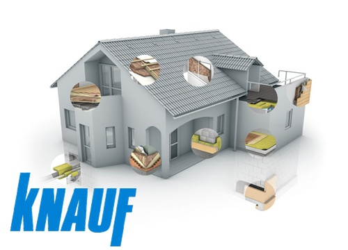 Knauf теплоизоляция стен