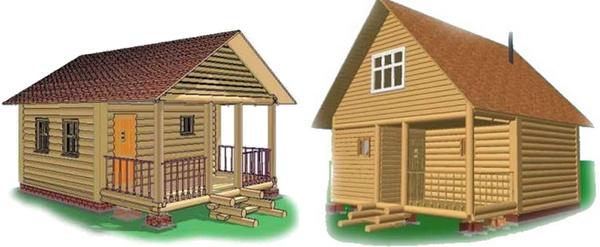 , Особенности домов из клееного бруса: оправданные инвестиции