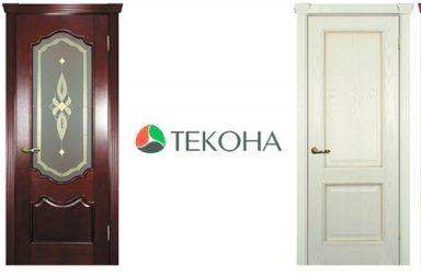 , Выбираем качественные межкомнатные двери Текона
