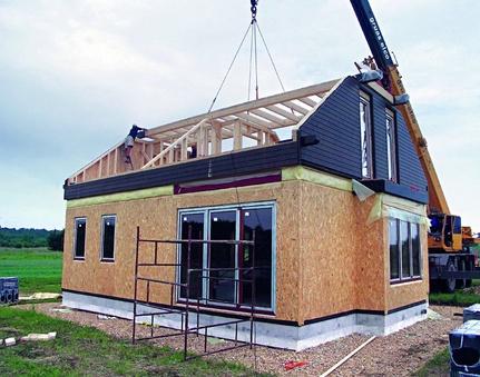 , Каркасные дома с размерами 5х6 и 5х7 м