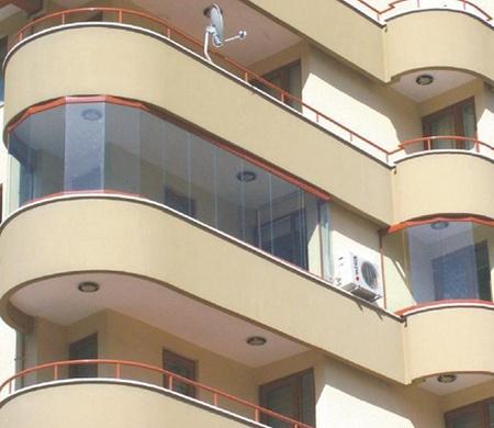 Остекление балконы и лоджии