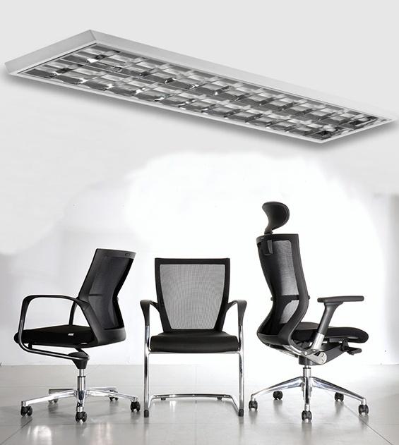 освещение в офисных зданиях