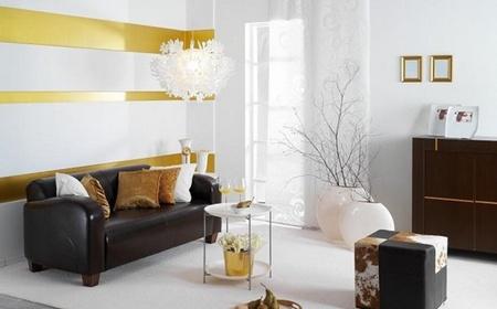 дизайн в гостиной комнате