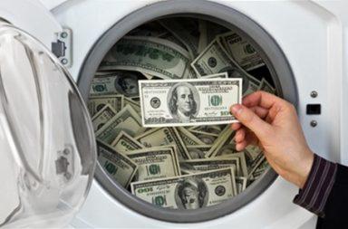 Деньги стирать